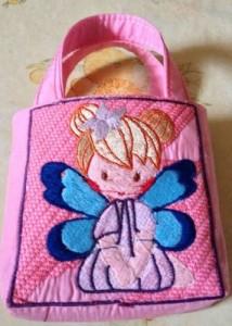 Puppen Tasche